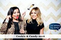Cookie & Candy 2016 - W/label