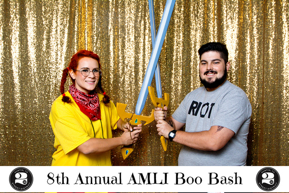AMLI On 2nd Boo Bash 2017 - Photo Booth