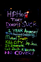 Hip Hop That Doesn't Suck 1 Year Aniversary!