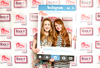 Rock It Like A Redhead Tour 2015 - Press Wall