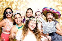 Lynch- Castro Wedding Photo Booth 2015