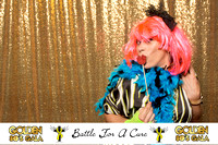 Golden 80's Gala - Photo Booth - Swoosh