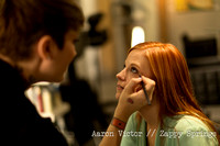 Behind the scenes by Aaron Victor 2013 / watermark / web ready