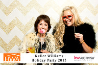 Keller Williams Realty Holiday Party 2015