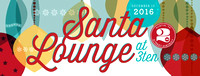 Santa Lounge at 3ten - 2016