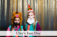 Clay's Fun Day - Photo Booth - 2016