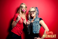 Photo Booth & Event Photos- Kahlua Midnight Takeover 2014