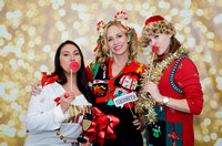 Platium Realty// Ugly Sweater Party 2014