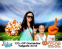 Co-op Gameday Tailgate 2014