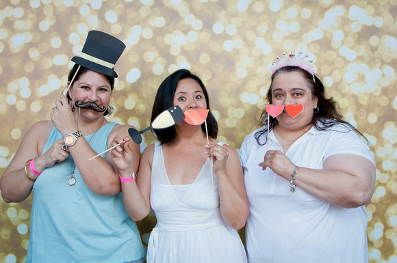 Photo Booth - 2nd District - White Linen Night 2015