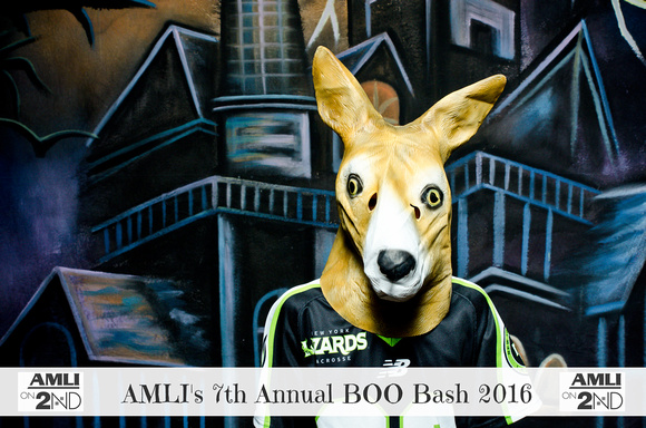 AMLI's 7th Annual Boo Bash 2016/ Swoosh