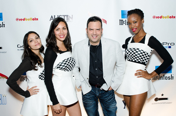 Blu at the W - 2014 - Saturday