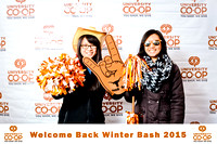 Welcome Back Winter Bash 2015