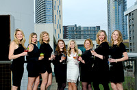 Kim's Happy Hour Bachelorette Party 2018