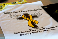 Battle 4 A Cure - Fight & Feast Crawfish Fundraiser 2017