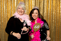 Kim's Surprise 60th Bday 2016 - Photo Booth