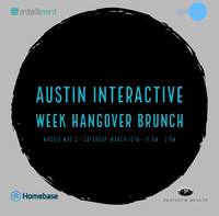 SXSW 2018 - Eat, Drink, Recover Hosted by Platinum Realty