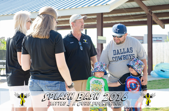 Splash Bash 2016 - Logo