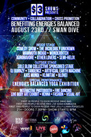 $3 Shows - Presents Energies Balanced 8/24/2014