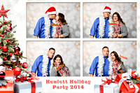 4 X 4 Hewlett Holiday Party 2014 - Day 1