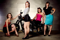 Rockabilly Pinup Photo Shoot 2013