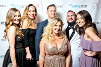 HomeCity Holiday Party - 2016 - Press Wall