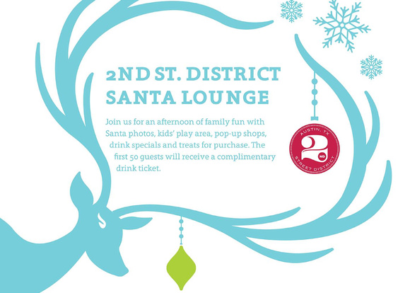 Santa Lounge at 3ten - 2017