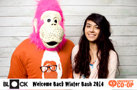Welcome Back Winter Bash 2014