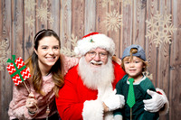 Santa Lounge at 3ten - 2016 - Photos with Santa