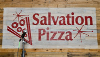 Salvation Pizza #2 / 2015 / Grand Opening / Rainey St