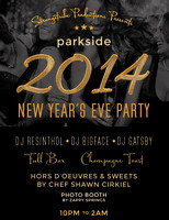 ParkSide - New Years Eve 2014